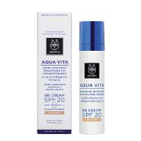 APIVITA AV BB SPF20 CREAM MEDIUM 40ML